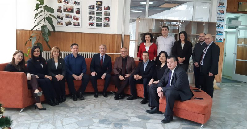 It Solutions for All in Skopje for the Kick-Off Meeting of PREDICT, an Erasmus+ Project
